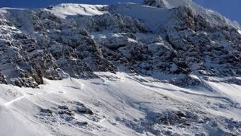 Lawinengefahr im Skigebiet Les Diablerets (Archiv)
