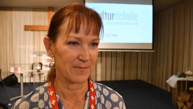 Interview Christiane Weber, Leiterin Kulturschule Brugg