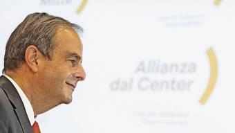 Will 2023 «ein ziemlich einheitliches Bild»: «Die Mitte»-Präsident Gerhard Pfister.