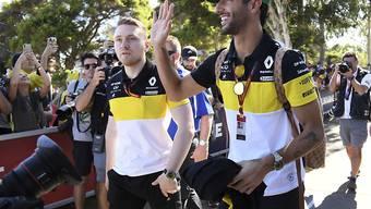 Daniel Ricciardo verlässt Renault am Ende der Saison