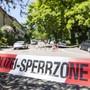Während der Geiselnahme sperrte die Polizei das Gebiet um das Wohnhaus in Zürich ab. (Archivbild)