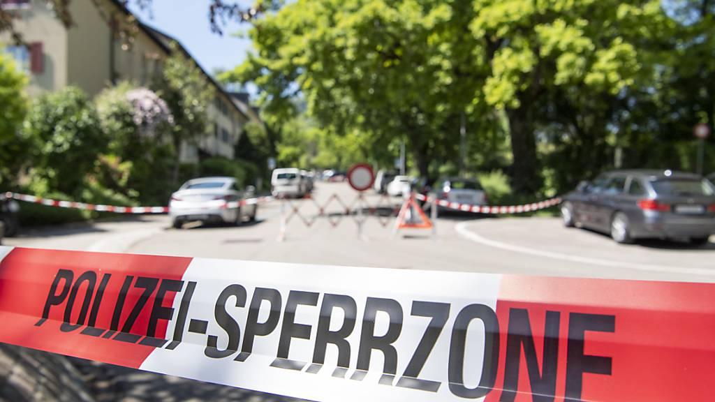 Geiselnahme mit drei Toten in Zürich war definitiv Beziehungsdelikt