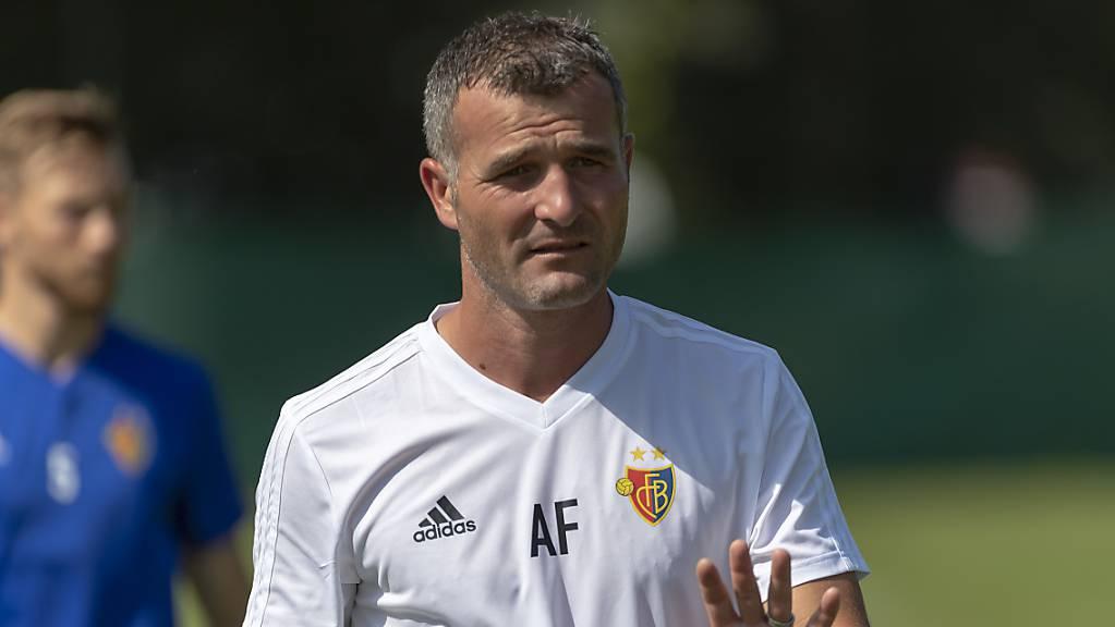 Alex Frei soll beim FC Basel gekündigt haben.
