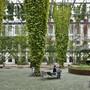 In Neu-Oerlikon soll mehr Raum für Wohnen und Arbeiten sowie für kulturelle Nutzung entstehen. Das Backsteingebäude am MFO-Park bleibt erhalten. (Archivbild)