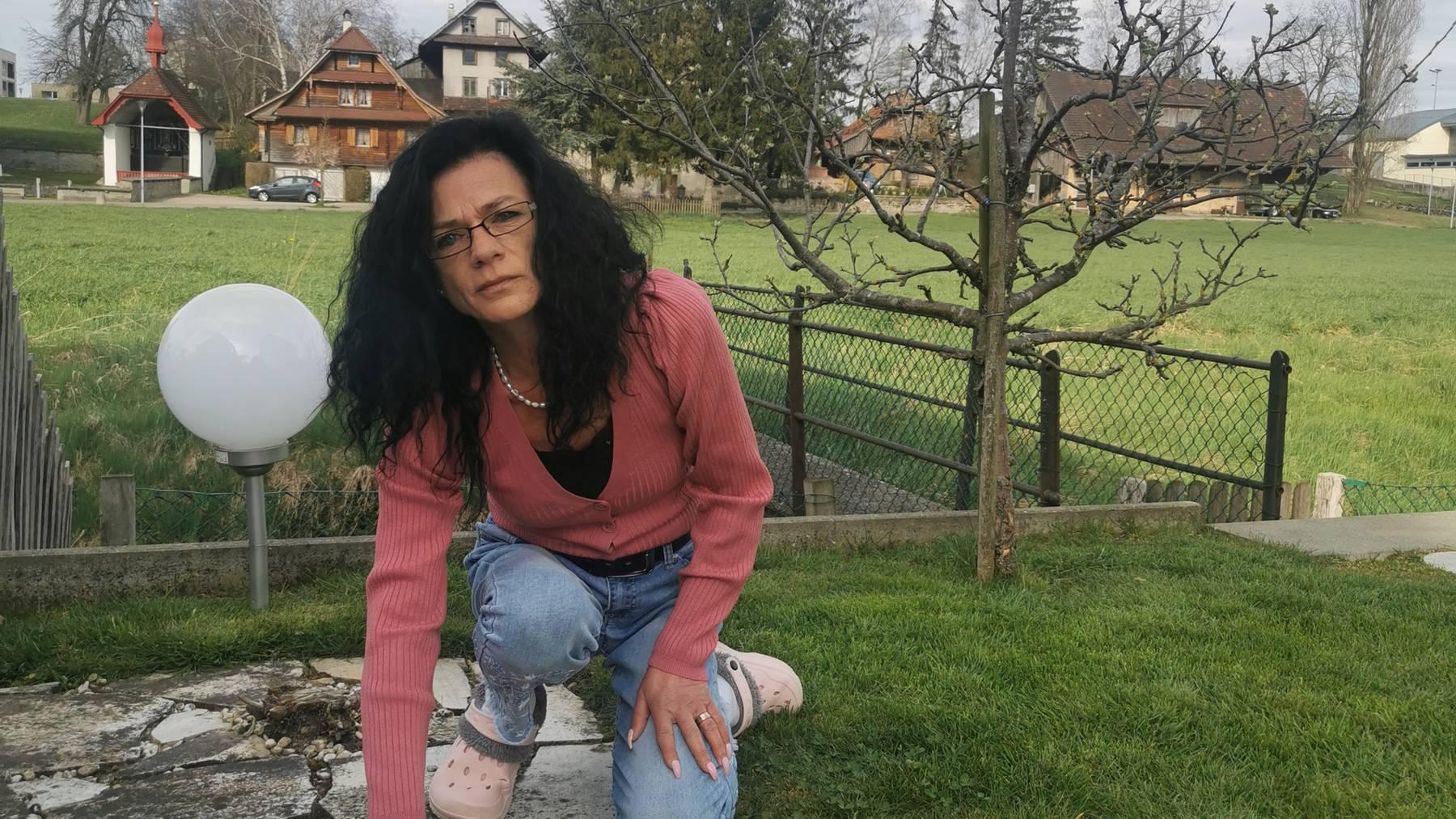 Jacqueline Odermatt aus Ettiswil