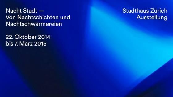"""Die neue Aussstellung """"Nacht Stadt"""" wird am 21. Oktober von Corine Mauch eröffnet."""