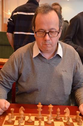 Der amtierende Bundesmeister Bruno Kamber gewann vier der fünf SKO-Klubturniere.   Foto: MA.