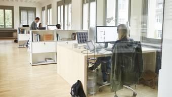Coworking-Spaces wären für Dietikon wichtig, meint FDP-Fraktionspräsident Olivier Barthe. (Symbolbild)