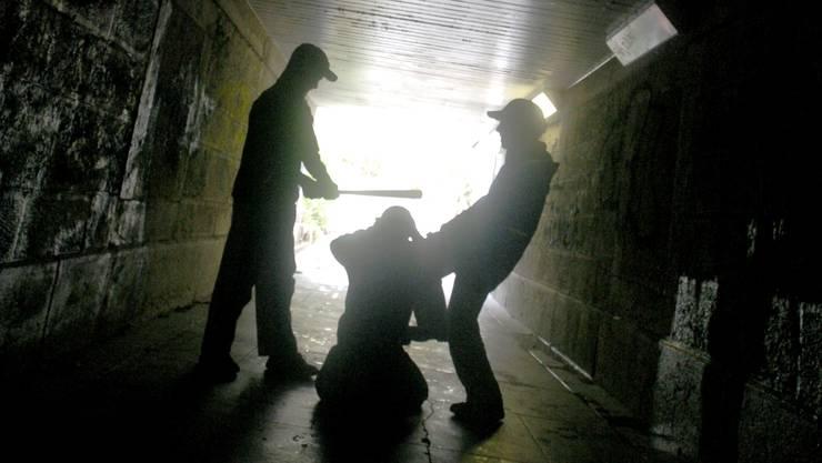Bei einer Schlägerei in Stein wurde ein Iraker verletzt. (Symbolbild)
