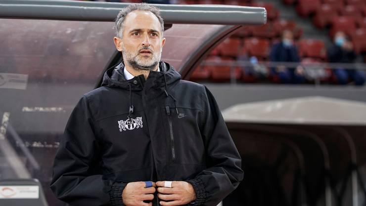 Drei Spiele, drei Siege: Massimo Rizzo, Erfolgstrainer des FC Zürich.