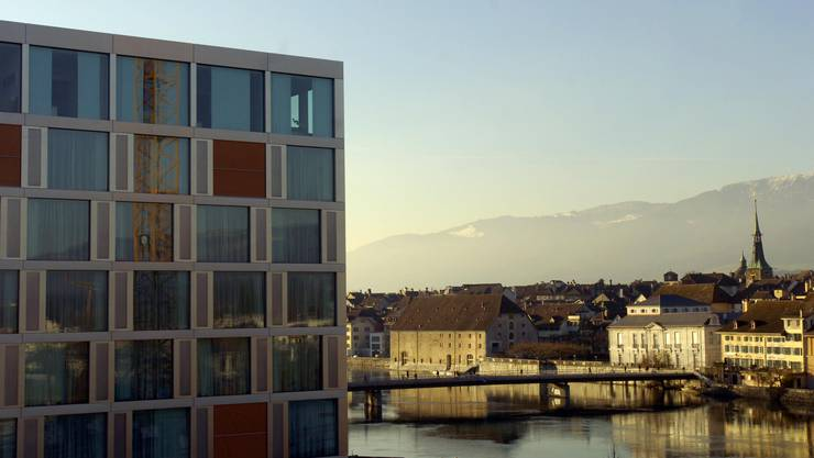 In den Städten Solothurn und Olten boomen die Hotelübernachtungen – auch dank neuer Hotelbetten.