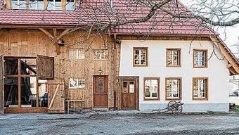 Im 460-jährigen Dahlihaus sind stilvolle Wohnungen entstanden.