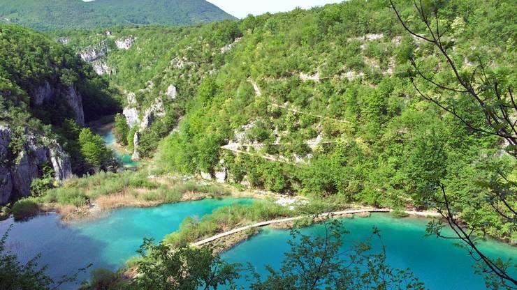 Plitvicer Seen Nationalpark, Kroatien