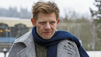 «Man schöpft ja immer aus sich heraus für eine solche Rolle», sagt Marcus Signer, der Darsteller von Kägi.