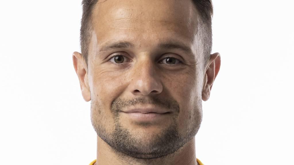Rückkehrer Amir Abrashi ist ab dieser Saison Captain der Hoppers