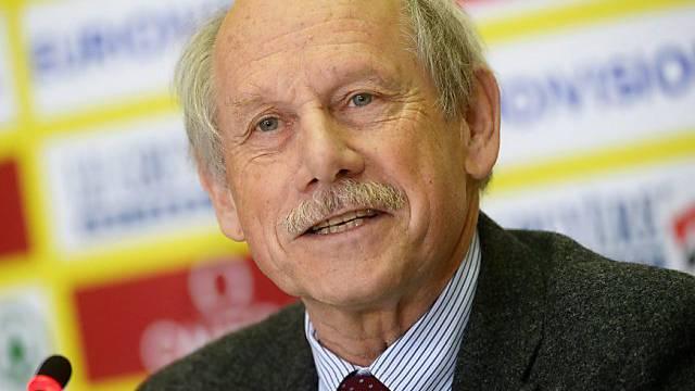 Hansjörg Wirz gibt das Amt des Präsidenten ab.