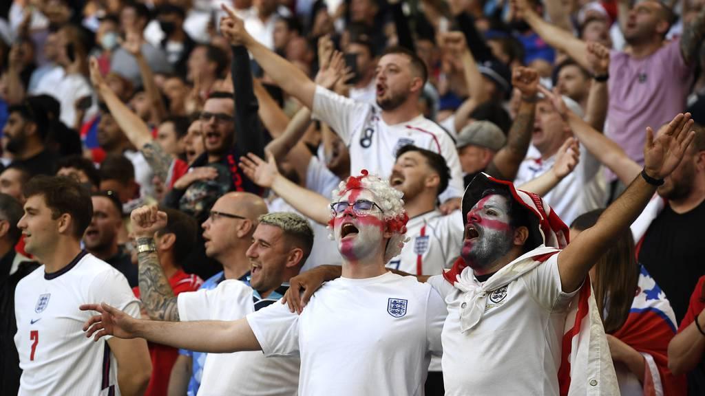 England steht zum ersten Mal in einem EM-Final