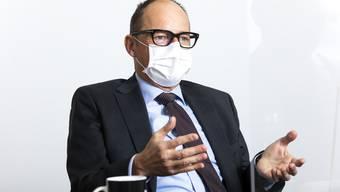 UBS-Regionaldirektor Thomas Sommerhalder im Interview
