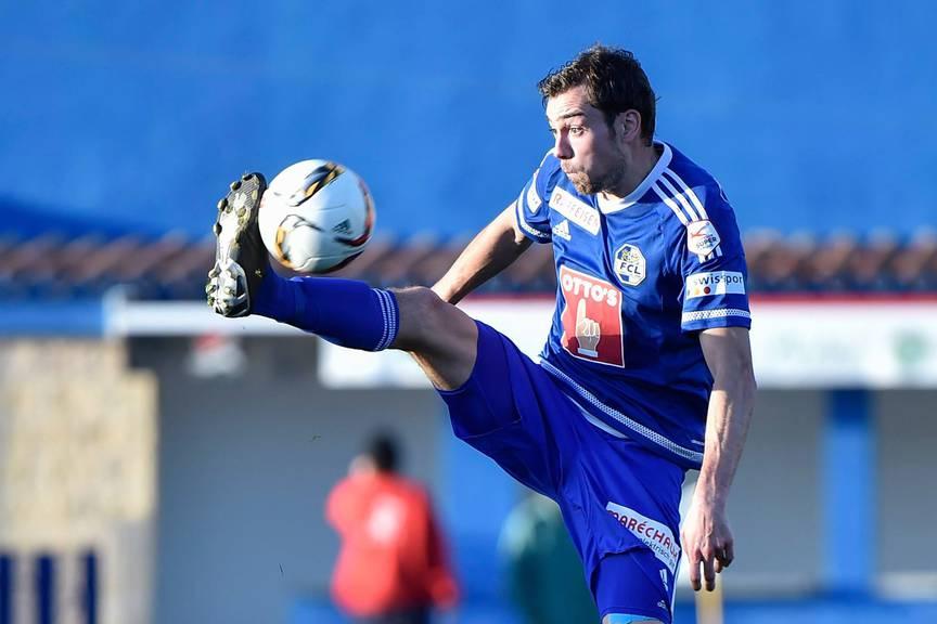 Sebastian Schachten schoss das Luzerner Tor gegen Dynamo Kiew