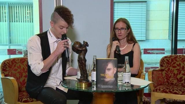 """""""Tigerherz"""" – Lucas Fischer stellt sein Buch vor"""