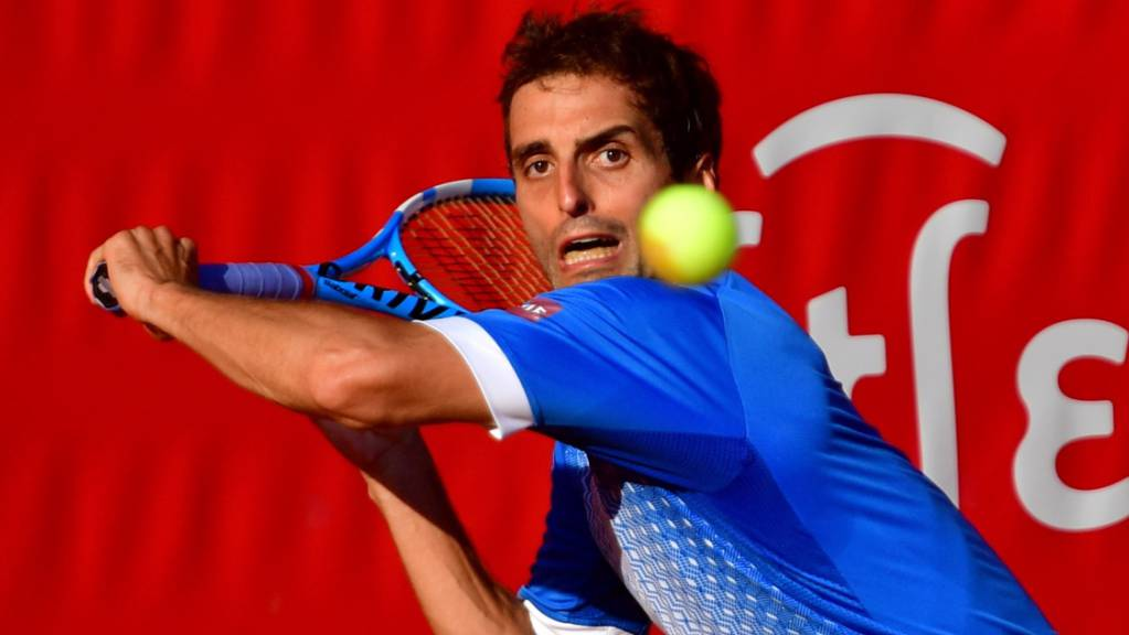 Albert Ramos-Viñolas wird in Schanghai Roger Federer fordern