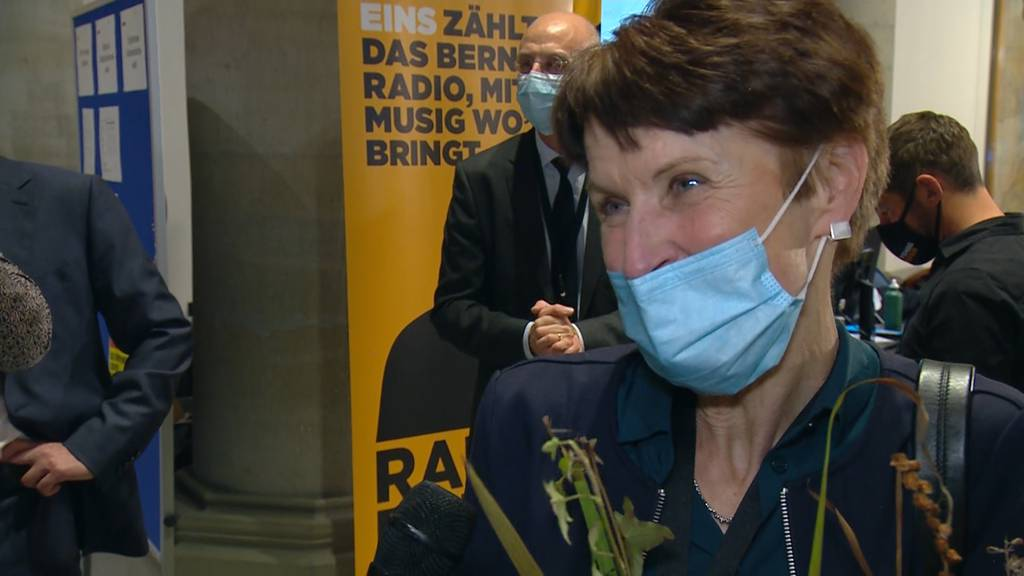 Franziska Teuscher: «Ich bin froh, dass wir ein gutes Team sind»