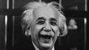 Albert Einstein. ho