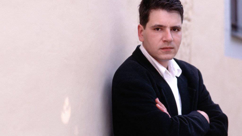 """Erfolgreicher Schriftsteller: Marcel Beyer (""""Flughunde"""", """"Putins Briefkasten"""") ist mit dem diesjährigen Georg-Büchner-Preis ausgezeichnet worden. (Pressebild)"""