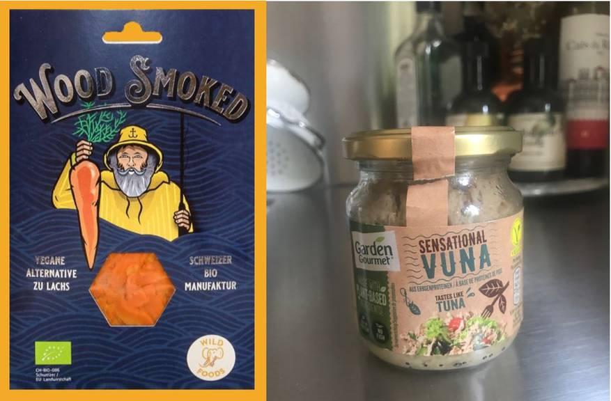 Wood Smoked und Vuna