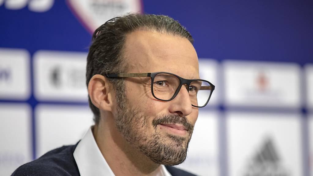 Marco Streller kehrt zum FC Basel zurück, allerdings ohne Berührungspunkte mit dem sportlichen Bereich. (Archivbild)