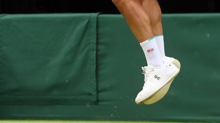 Federers Schuh-Investition «On» warnt vor seiner eigenen Pleite