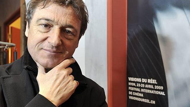 Jean Perret, Direktor des Festivals