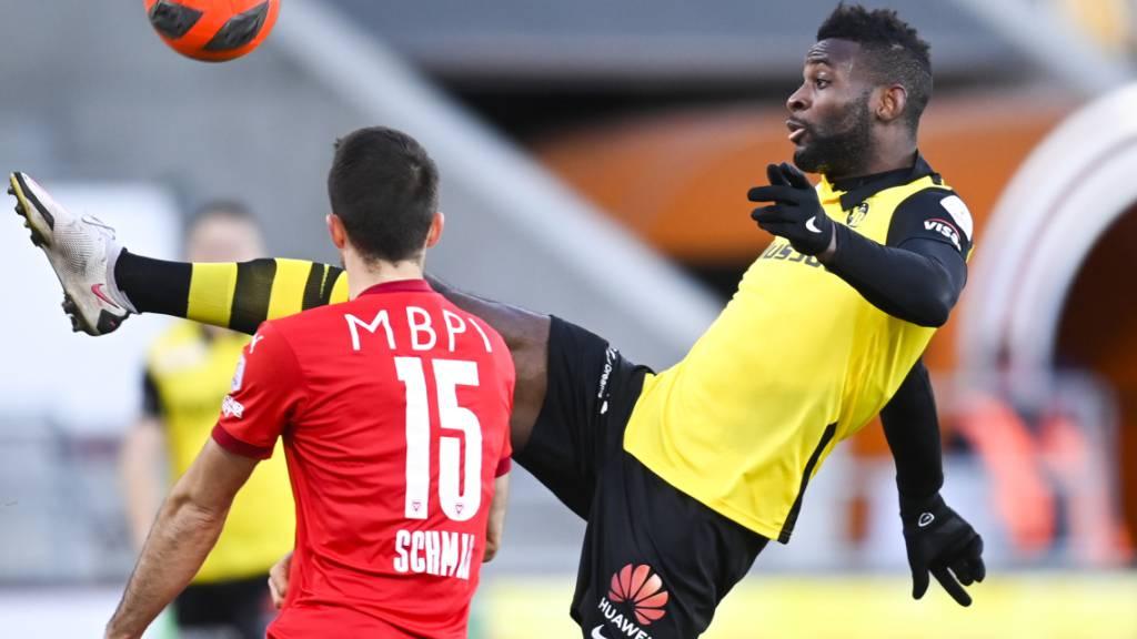Jean-Pierre Nsame für zwei Spiele gesperrt