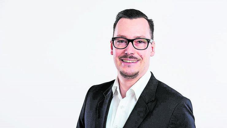 Patrick Hüsser, Familienvater aus Oberkulm.