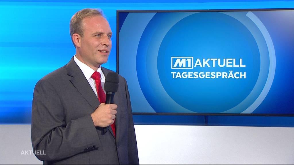 Marco Hardmeier über die Abrechnungen an Aargauer Kantonsspitälern