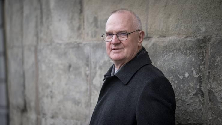 CVP-Bundesrichter Thomas Stadelmann. Bild: Manuela Jans (Luzern, 20. Dezember 2018)