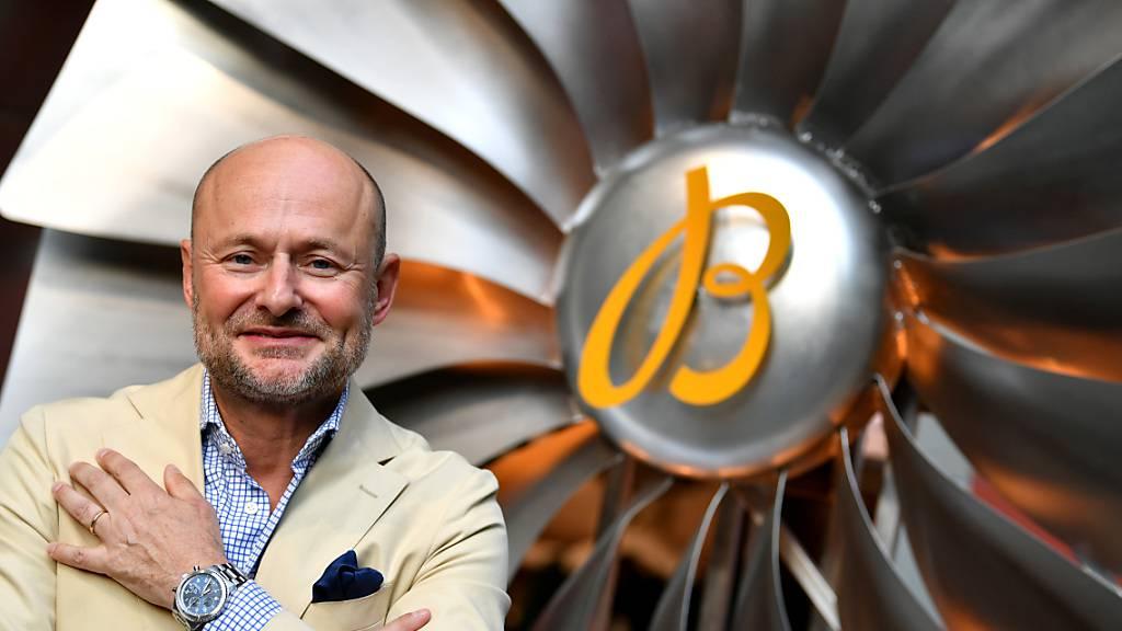 Partners Group übernimmt Minderheitsbeteiligung an Breitling