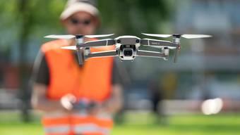 Schweizer Drohnenbauer sind europaweit spitze.