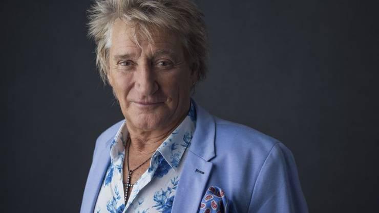 Rod Stewart wurde nach eigenen Angabe von Prostatakrebs geheilt. (Archiv)