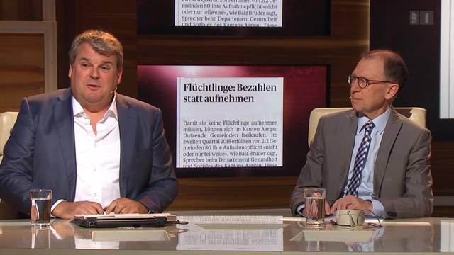 Giacobbo / Müller: «Oberwil-Lieli ist das Ungarn der Schweiz – einfach besser organisiert»