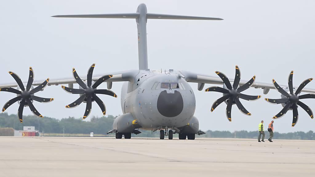 Bundeswehr beginnt am Montag mit Evakuierung aus Kabul