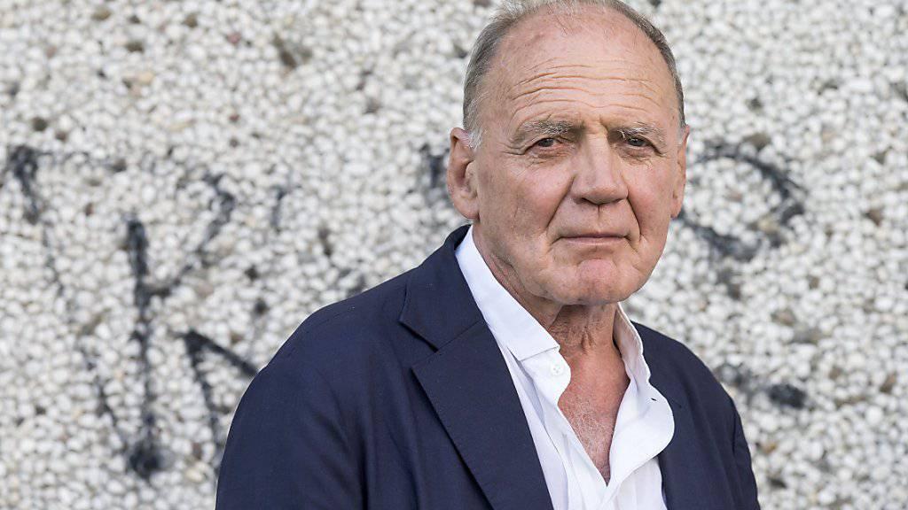 Der Schweizer Schauspieler Bruno Ganz erhält beim Bayerischen Filmpreis den Ehrenpreis. (Archivbild)