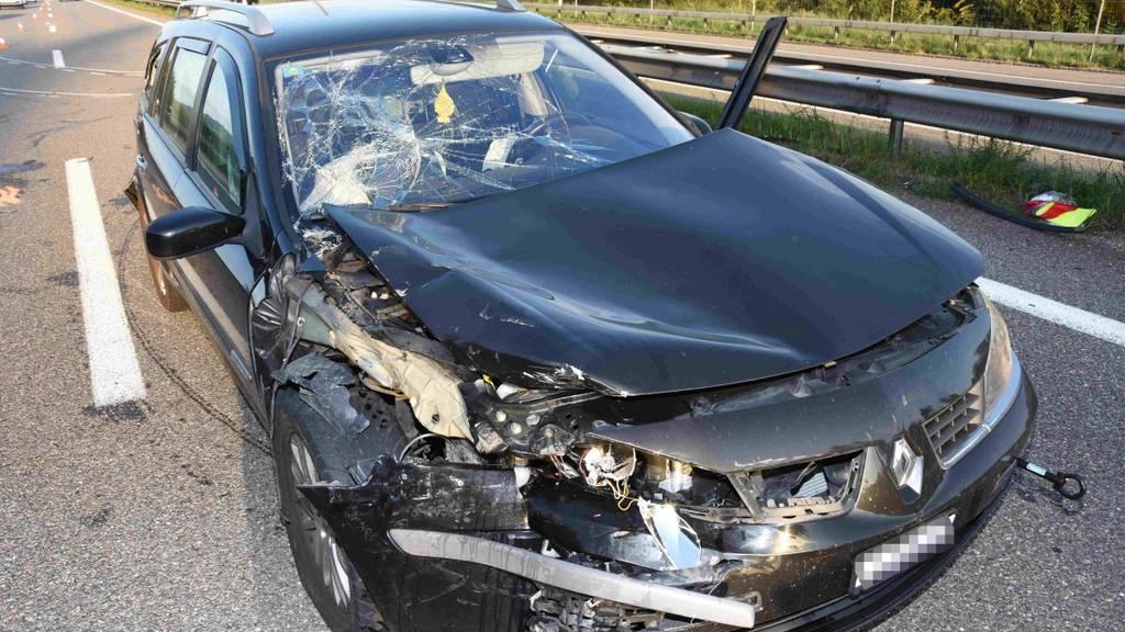 Unfall von St.Gallen Richtung Wil führte zu Stau