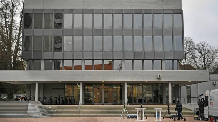 Vor dem Aargauer Obergericht fand der Berufungsprozess zum Vierfachmord von Rupperswil statt