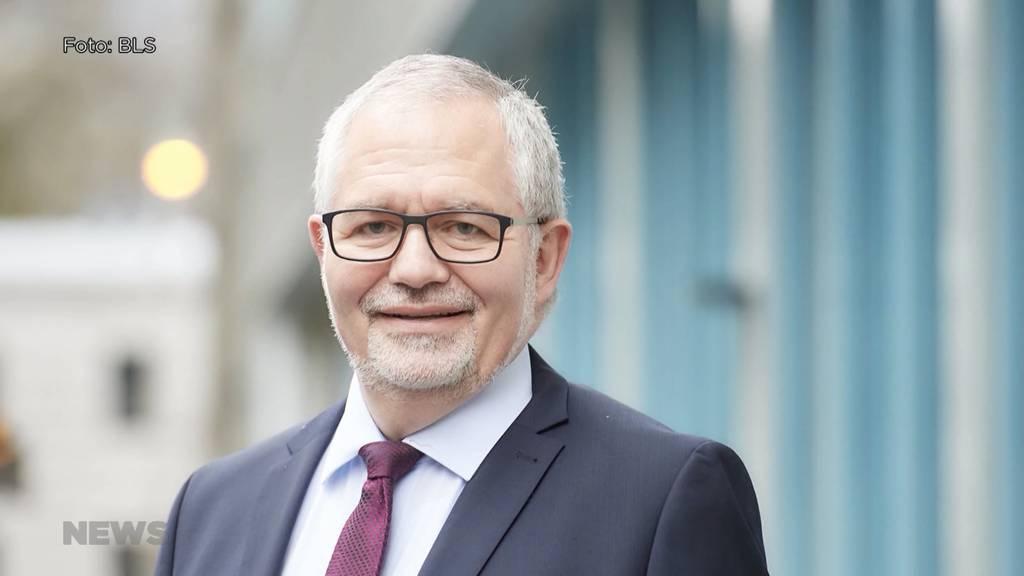 Drei Baustellen für Schafer: EWB-Chef Daniel Schafer wird neuer CEO der BLS
