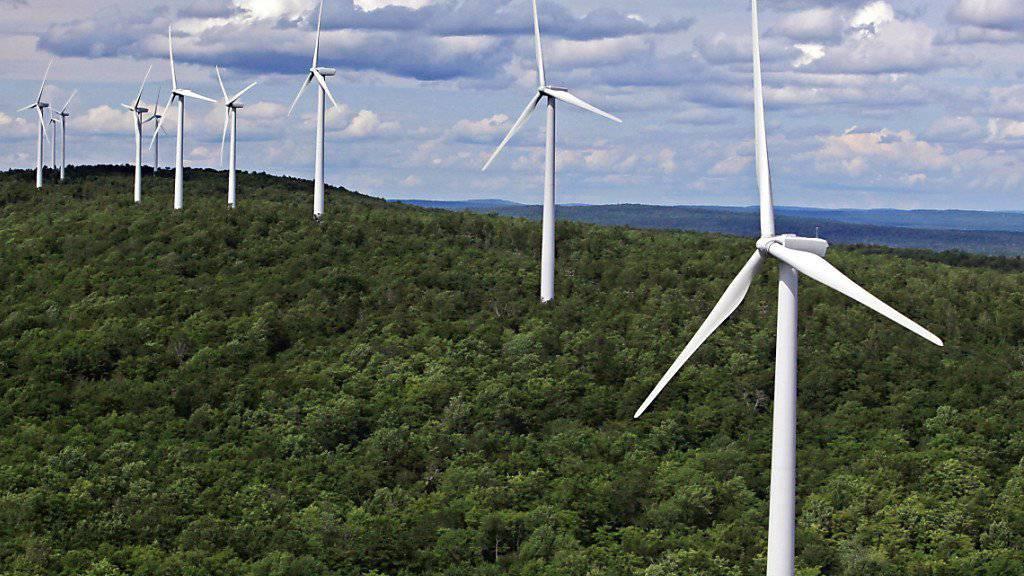 Sinkendes Ausbautempo und tiefere Kosten führen dazu, dass in den nächsten Jahren die Investitionen in erneuerbare Energie weniger stark wachsen werden als im vergangenen Jahr. (Symbolbild)