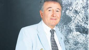 Weltraum-Experte Bruno Stanek.