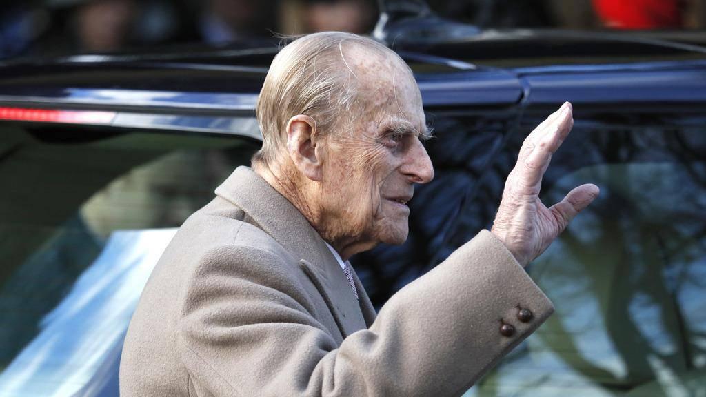 Prinz Philip vorsorglich ins Spital eingeliefert