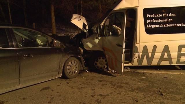Schwerverletzter nach Unfall in Rupperswil