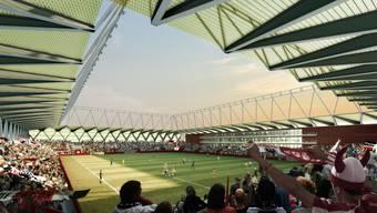 Am 24. November sollen die Volksabstimmungen über die «Teiländerung Nutzungsplanung Torfeld Süd, Stadion 2017» und den 17-Mio-Kredit abstimmen.
